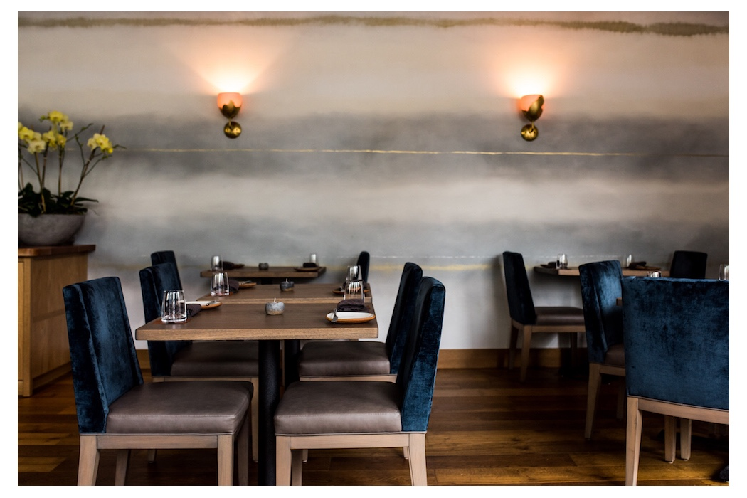 Nightbird Restaurant, San Francisco: design concept by Scott Kester, NY