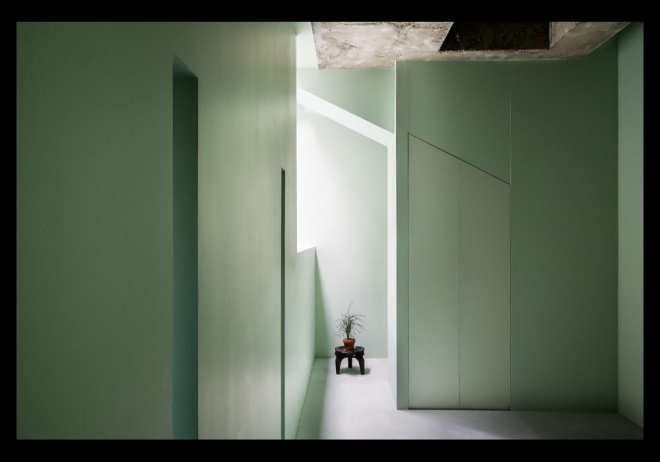 David Adjaye's Lost House: bedroom