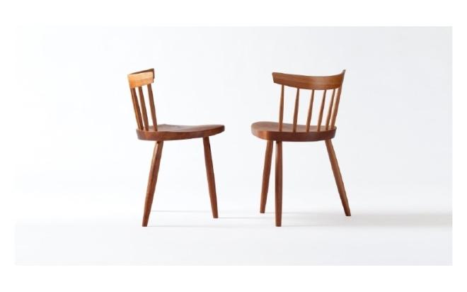 George Nakashima Mira Chair c.1950