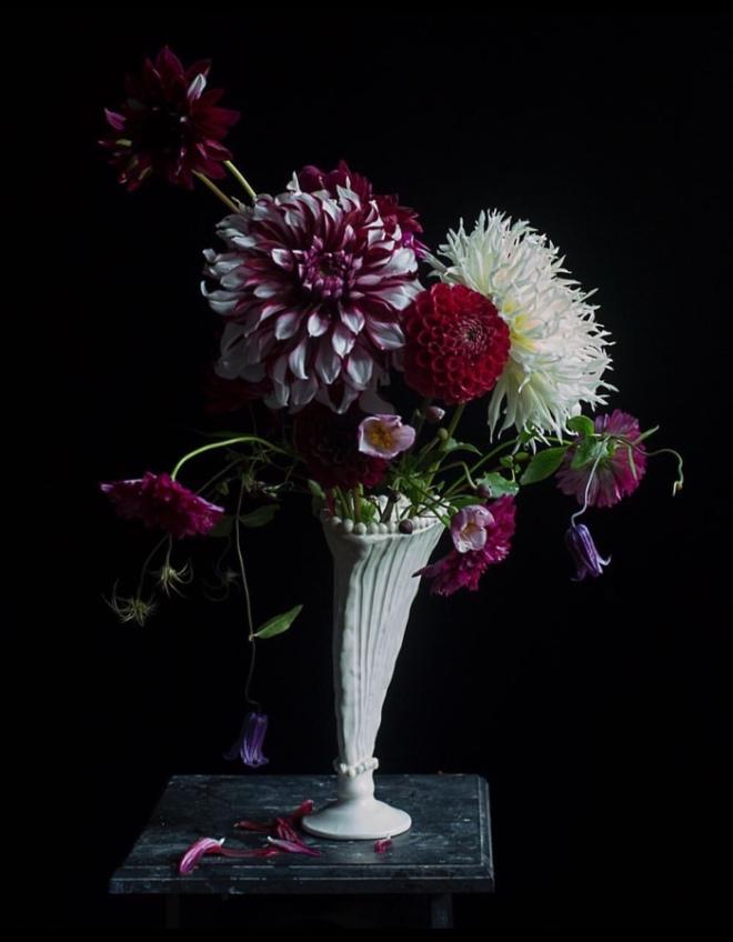Frances Palmer Pottery: Image via Instagram Feed