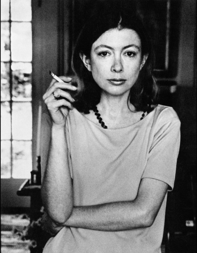 Film: Joan Didion: The Center Will Not Hold (Julian Wasser/Netflix)