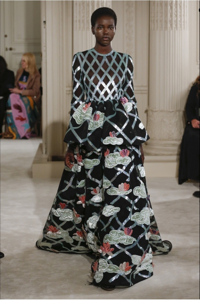 Valentino Spring 2018 Couture