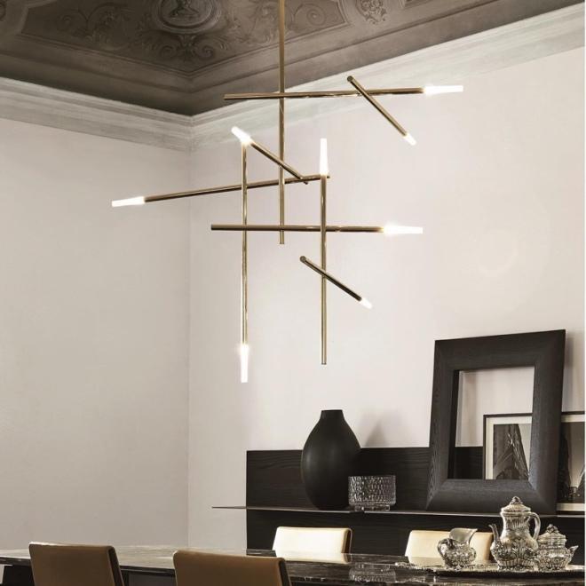 Venice M: Kitami Ceiling Light