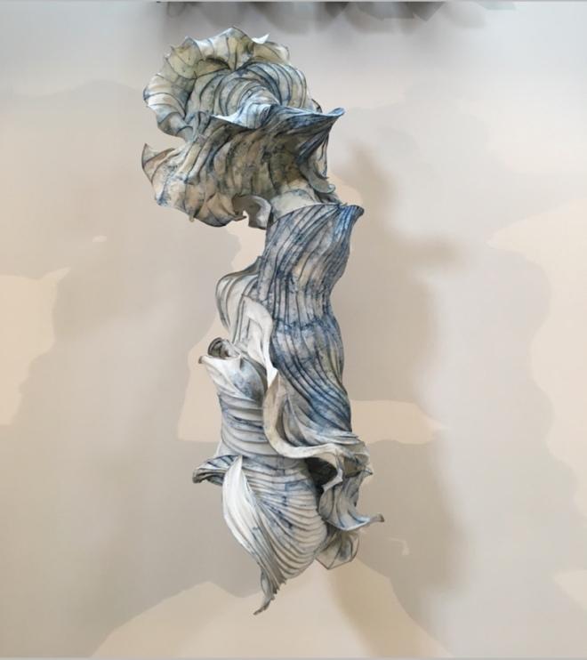 Peter Gentenaar Paper Sculpture