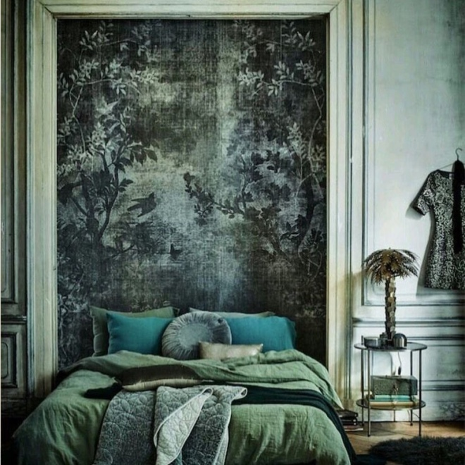 Bedroom Interiors Inspiration: Insta Image @interiorblink