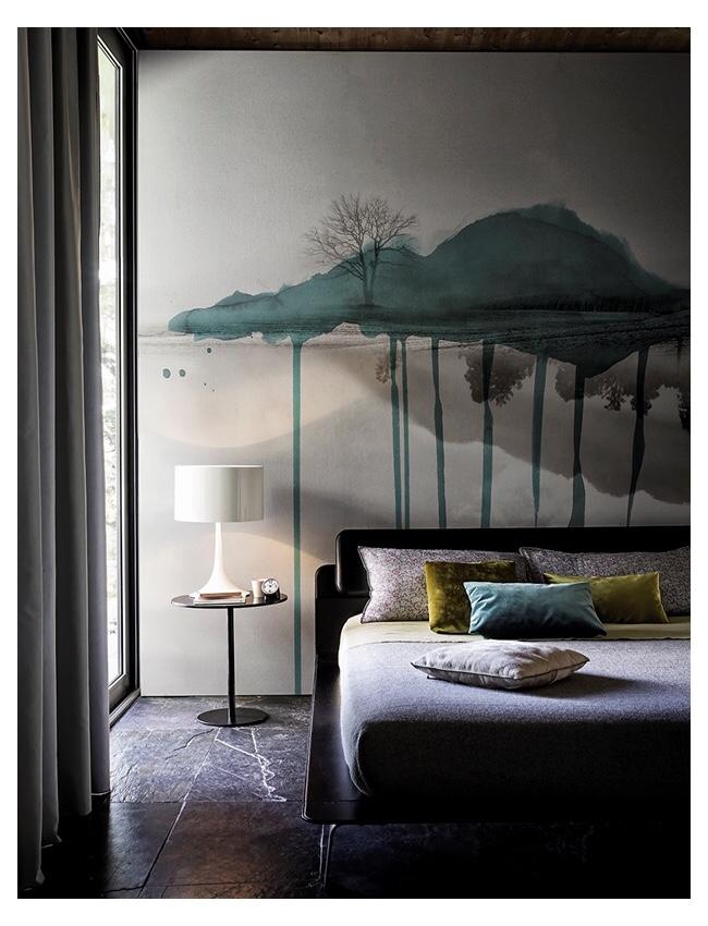 Wall&decò Wallpaper: Cloud Brush 2016