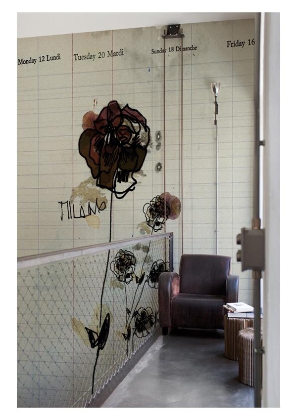 Wall&decò Wallpaper: Milano 2014