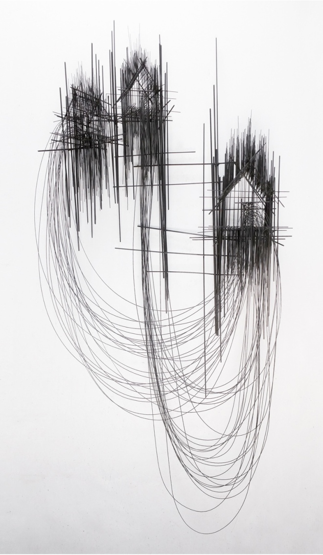 David Moreno: From Small To Large. Image courtesy and copyright of the artist.