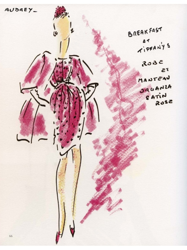 From: To Audrey With Love, Hubert de Givenchy, Imagine Editions, 2014.