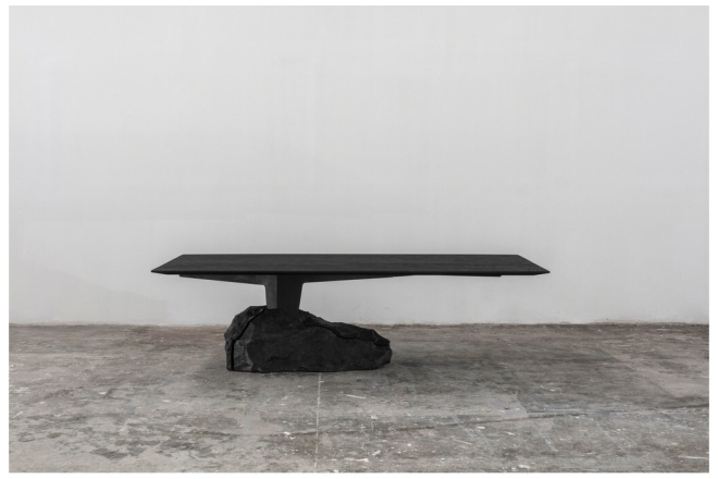 Alquimia Collection Humo Table by Ewe Studio