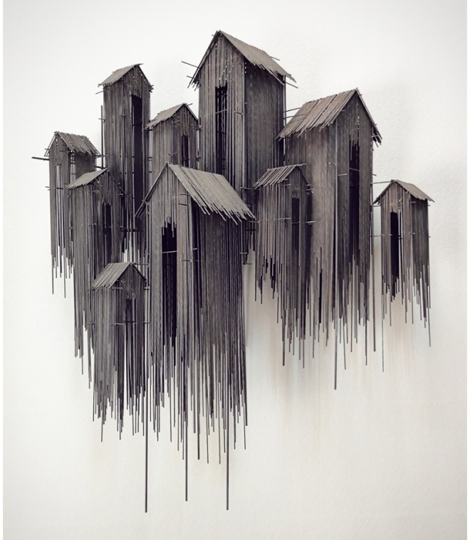 David Moreno: Floating Favelas III. Image courtesy and copyright of the artist.