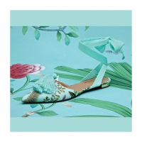 Aquazzura For De Gournay