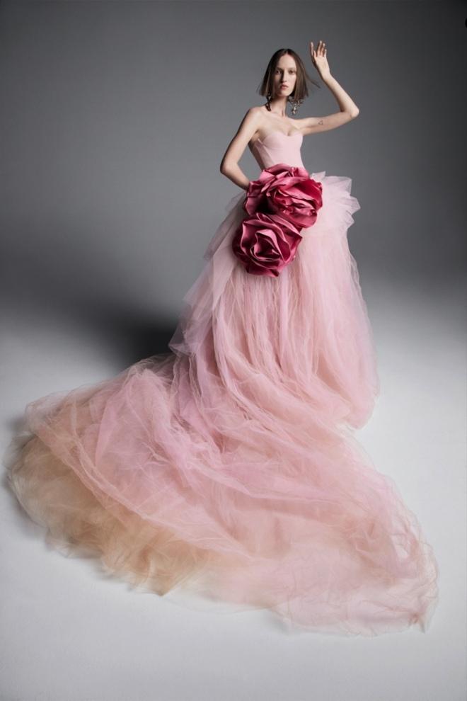 Vera Wang Bridal Spring 2019
