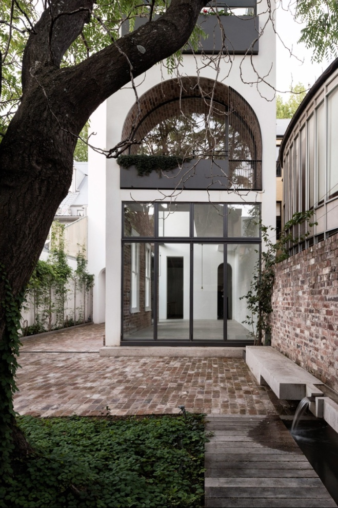 Renato D'Ettore Architects: Italianate Villa, Sydney