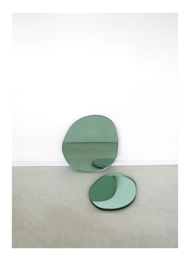Sabine Marcelis & Brit van Nerven, Green offround mirrors