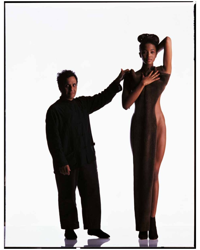 Azzedine Alaïa: The Couturier At The Design Museum May 10 - October 7 2018