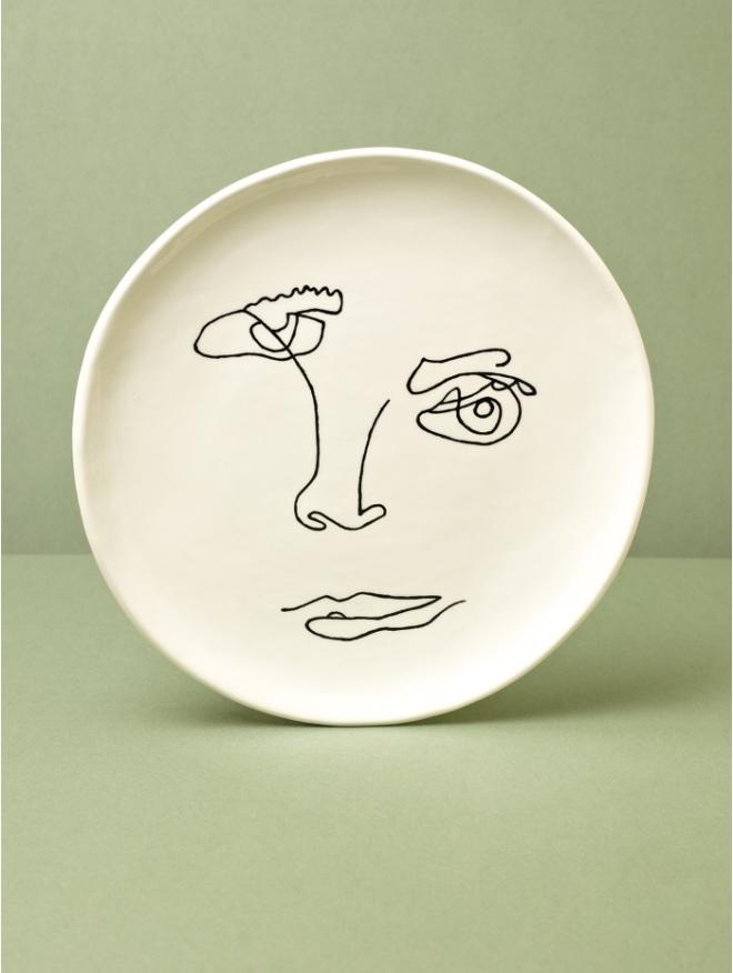 Ella Hookway Face Plate