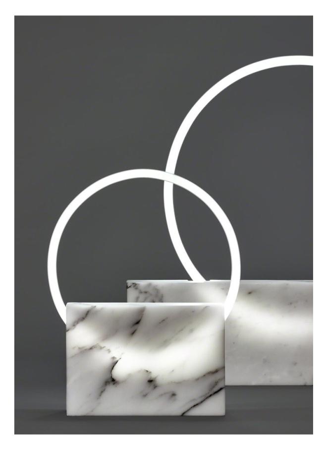 Sabine Marcelis, 'Voie Lights - Stone Edition / Bloc Studios x Sabine Marcelis