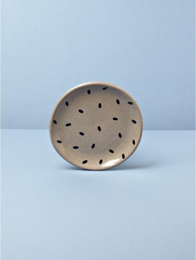 Ella Hookway Dalmatian Plate