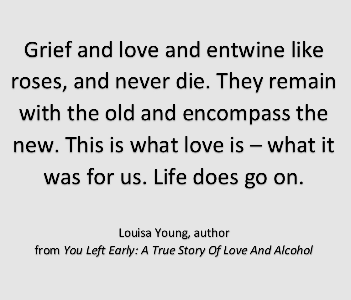 Grief And Love ... by Louisa Young, author.