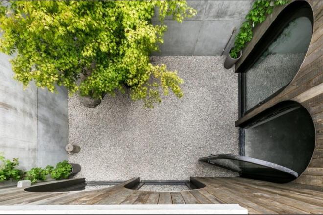 London House by Takero Shimazaki Architects