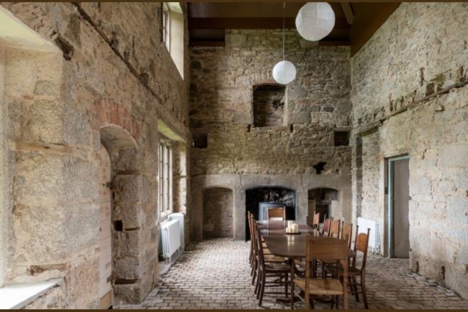 Modernised Vicarage Estate, Crowan, Cornwall. For Sale via The Modern House.