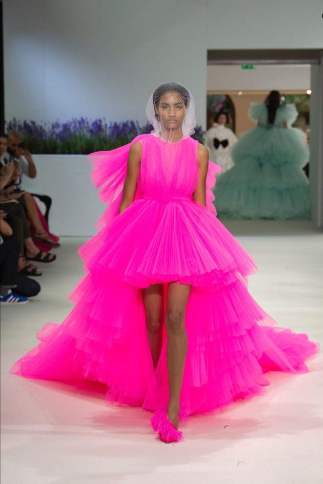 Giambattista Valli Winter 2018 Haute Couture