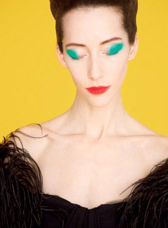 Alberta Ferretti (Dress), Erik Madigan Heck (Photographer) for Harper's Bazaar UK March 2019